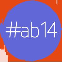 ab14 hashtag blue