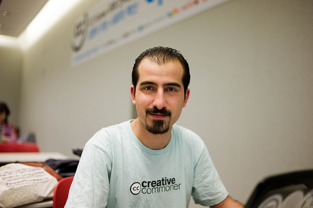 Bassel Safadi. Photo by Joi Ito via Flickr (CC BY 2.0)