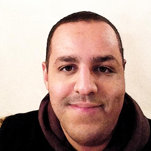 هشام المرآة