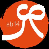 ab14 original logo